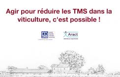 Prévenir les troubles musculosquelettiques (TMS) en viticulture