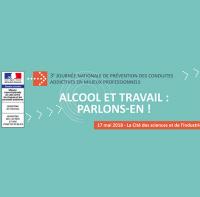 3ème journée nationale de prévention des conduites addictives en milieux professionnels