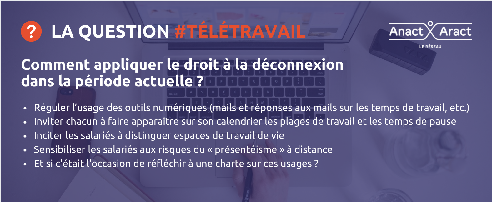 question teletravail 4
