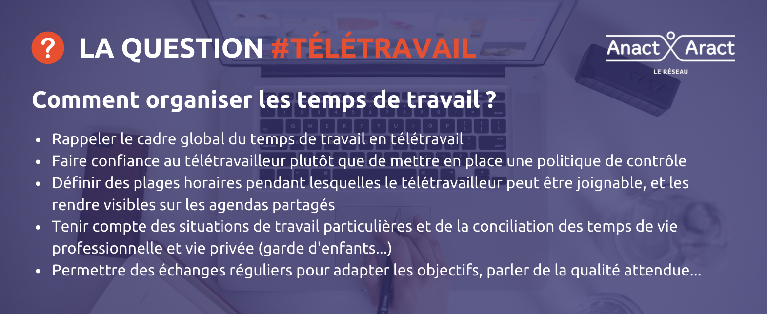 question teletravail 5
